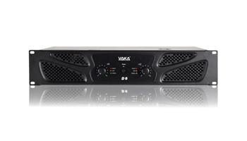 VAKA D6专业功率放大器