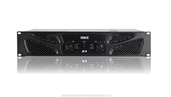 VAKA D4专业功率放大器