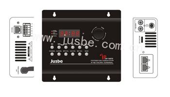 JUSBE IP网络音频终端(普通终端)