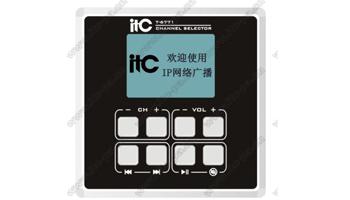 ITC T-6771 频道选择器