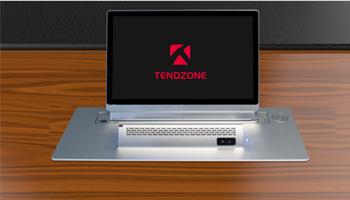 TendZone 15.6寸液晶带阵列式麦克风升降一体机