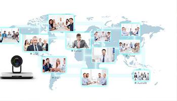亿联大型企业视频会议解决方案