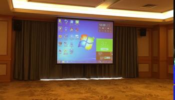 维也纳酒店会议室音响系统