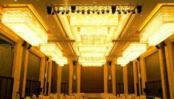 酒店宴会厅扩声系统