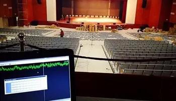 某学校剧院音响设备工程