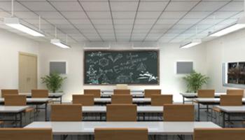 学校必威体育备用网址官方照明解决方案